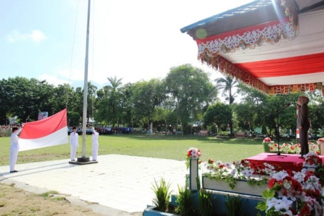 Wali Kota Irup Hari Pahlawan