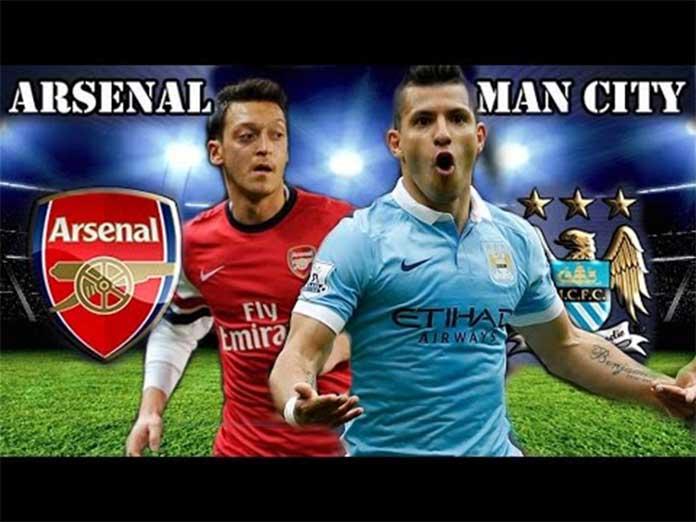 Manchester City vs Arsenal live streaming